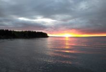 Photo of На озере Умбозеро под Мурманском найдено пятно неизвестного происхождения»