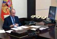 Photo of Путин выступит с новым телеобращением к россиянам»