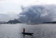 Photo of Вулкан на Курилах выбросил столб пепла высотой 2,5 км»