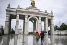 Photo of Май в Москве оказался самым дождливым в истории.
