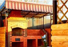 Photo of Очаг, мангал, барбекю. На чём лучше жарить шашлыки на даче?