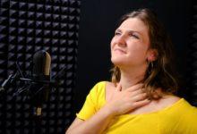 Photo of Опасная потеря голоса. Возможные причины и лечение связок»