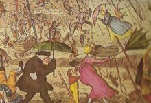 Photo of Паук тебе на голову! Самые необычные дожди в истории человечества»