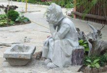 Photo of Арт-объекты на участке. Как декорировать сад с помощью бетона?»