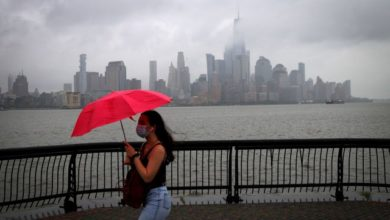 Photo of В США шторм «Фэй» ослабел до уровня тропической депрессии»