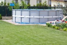 Photo of Как организовать бассейн на участке и куда сливать воду из него?»