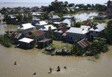 Photo of Больше трети территории Бангладеш оказалось затоплено из-за наводнений»