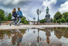 Photo of В четверг москвичей ожидает похолодание»