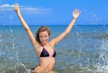 Photo of Турист и море. Можно ли промывать нос во время купания?»