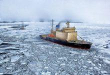 Photo of В Арктике в июле зафиксирован абсолютный минимум количества льда»