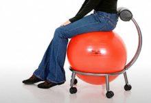 Photo of Фитбол, балансир, седло. Разбираемся в видах полезных стульев»