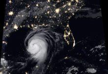 Photo of Ураган «Салли» у южного побережья США усилился до второй категории»