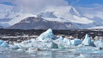 Photo of Росгидромет рассказал о таянии льдов в Арктике»