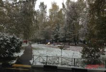Photo of Когда в Москву придет первый снег?»