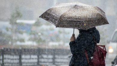 Photo of Дождь, мокрый снег и порывистый ветер ожидаются в Москве 20 октября»