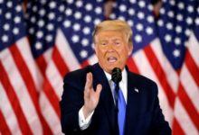 Photo of Трамп заявил, что выигрывает президентские выборы»