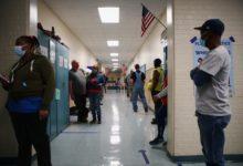 Photo of Появились первые результаты выборов президента США»