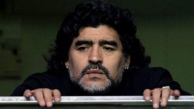 Photo of Умер Диего Марадона»