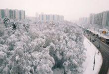 Photo of Москву ожидает первый в сезоне снегопад»