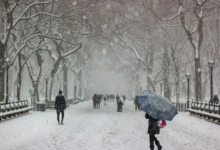 Photo of Циклон «Грета» придет в Москву 25 декабря»