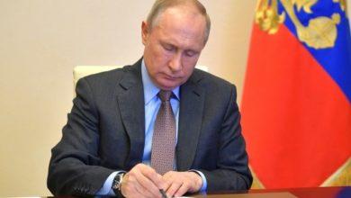 Photo of Путин подписал указ о выплатах на детей до семи лет включительно»