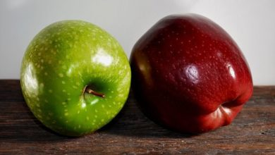 Photo of Чем зелёные фрукты полезнее красных?»