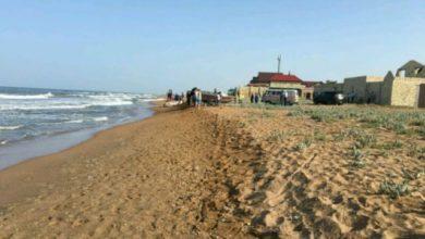 Photo of На Каспийском море обнаружен аномальный лед»