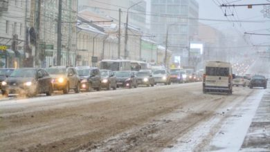 Photo of Жителей Москвы и области предупредили о сильном снегопаде»
